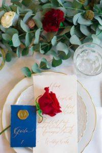 Styling van de bruiloft (hier gedaan door Lavendel Bruiloften) Foto: Ibtissam Khannoussi