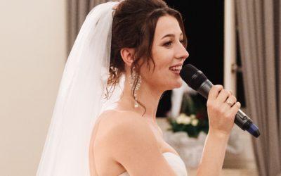Zelf zingen op je bruiloft: durf jij het?